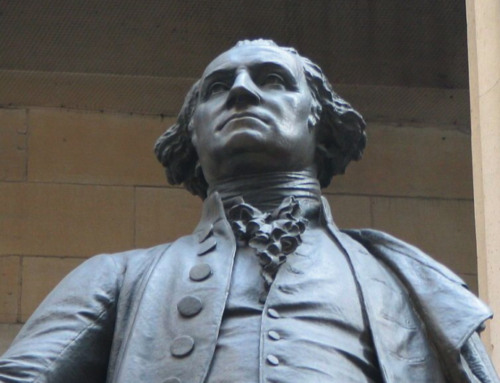 "George Washington and the ""Gift of Silence"""