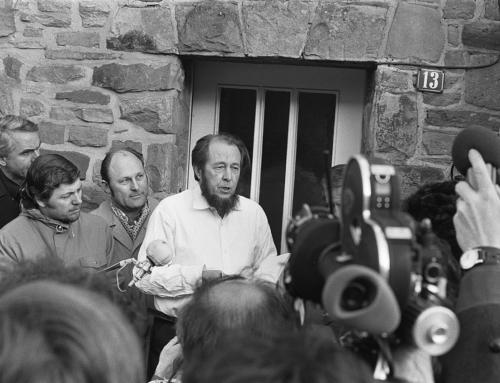 The Legacy of Alexander Solzhenitsyn
