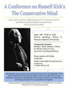 conservative mind poster