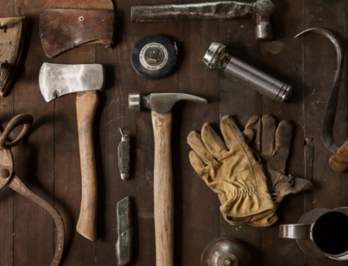 Tools: Work Done Right