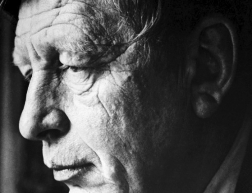 W.H. Auden's Discovery of Original Sin