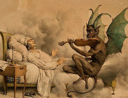Ten Scary Classical Music Pieces for Halloween