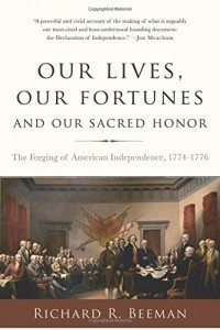 forging of american independence