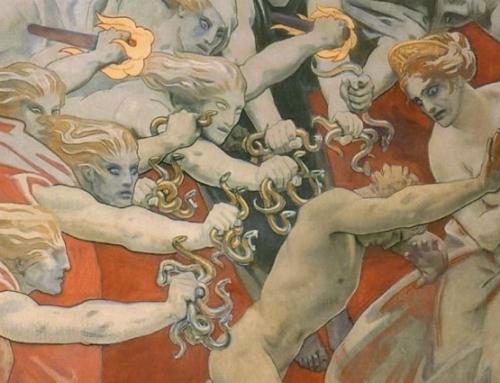 "The ""Eumenides"": Patriotism & Moderated Modernity"