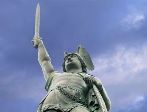 The Swords of the Imagination: Russell Kirk's Battle With Modernity