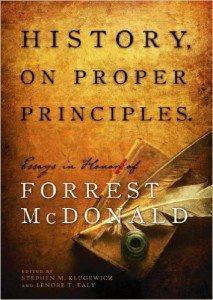 history on proper principles