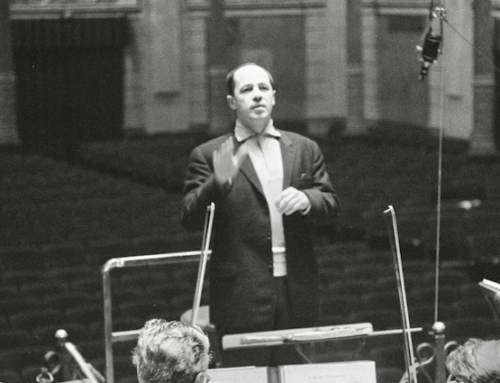 Who Was Pierre Boulez?