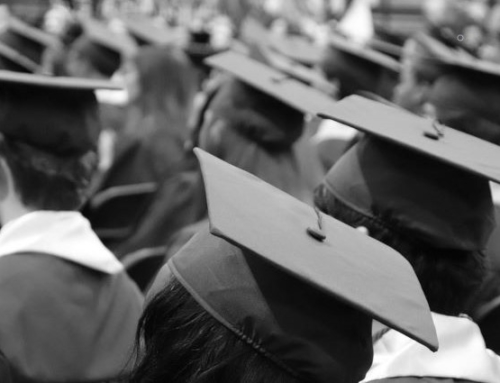 The Graduation Lie & Four Exhortations