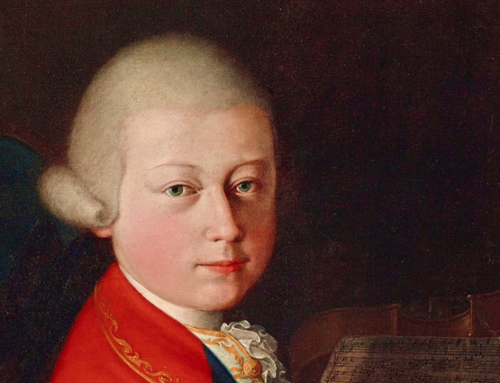Mere Mortals Eavesdropping: The Greatness of Mozart