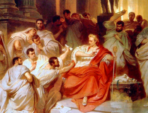 Beware the Ides of March: The Lesson of Caesar's Assassination