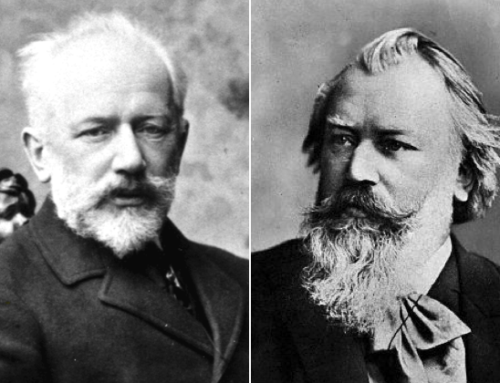 """A Conceited Mediocrity"": The Story of Tchaikovsky and Brahms"