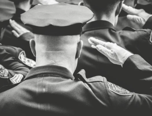 In Defense of Those Who Protect Us
