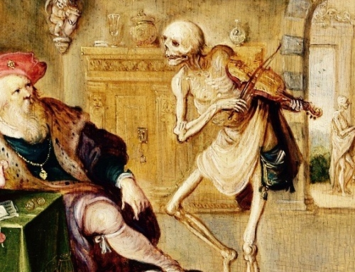 Ten Spooky Classical Music Favorites for Halloween