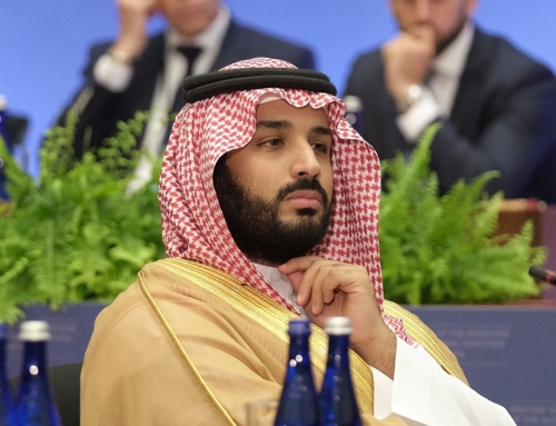 The Saudi Crown Prince Starring in the Role of Henry II