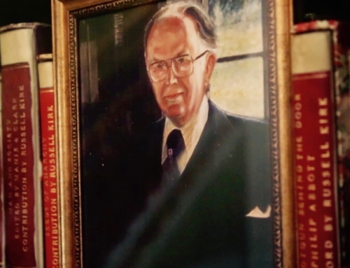 Firing the Imagination: The Legacy of Russell Kirk