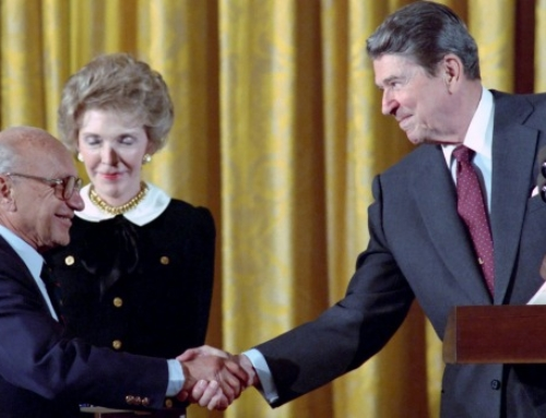 Ronald Reagan's Road to Conservatism