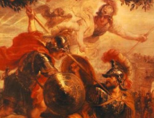 Warfare in Epic Poetry