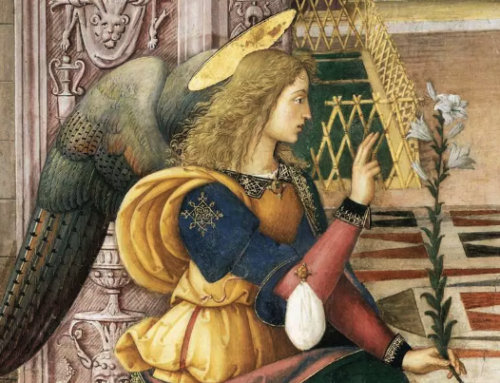 An Annunciation on the Battlefield