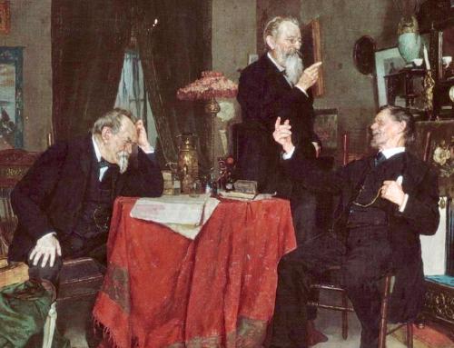 Leo Strauss vs. Edmund Burke