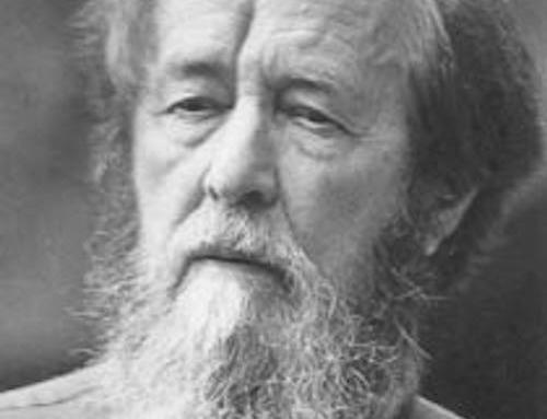Solzhenitsyn 1918-2018: A Centenary Celebration