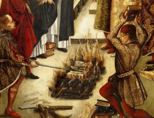 Banning Books and Burning Heretics