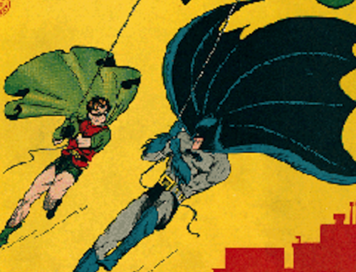 Batman and the Rise of the American Superhero