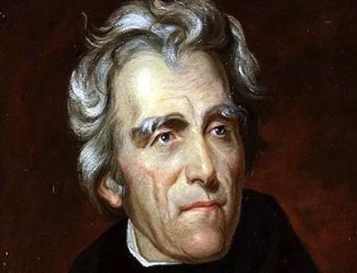 Andrew Jackson Unconquered