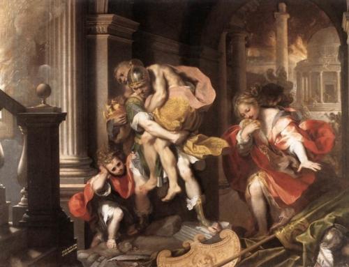 Virgil on Pietas