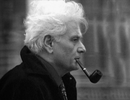 The Madness of Jacques Derrida
