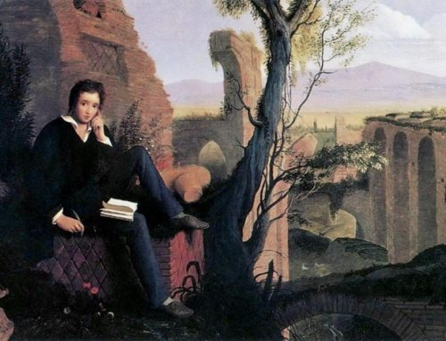 "Percy Bysshe Shelley's Spring Wisdom: ""To a Skylark"""