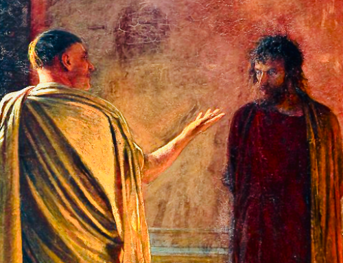 Good Friday, Good Bureaucrats, and the Good Roman