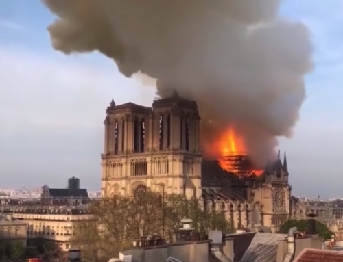 The Fire at Notre Dame: A Metaphor for the West
