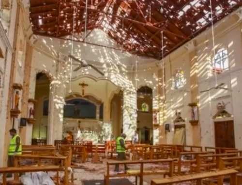 The Sri Lanka Church Bombings: The Saudi Pestilence Spreads