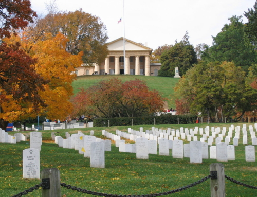 Real Memorials: Patriotism not Jingoism