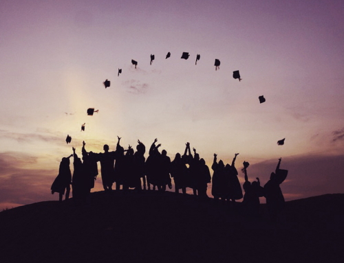 What Do You Say to Graduates Who Will Have Everything?