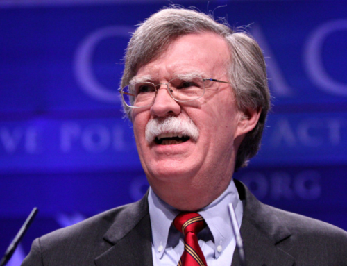 """Parthia Delenda Est"": John Bolton's War in the Middle East"