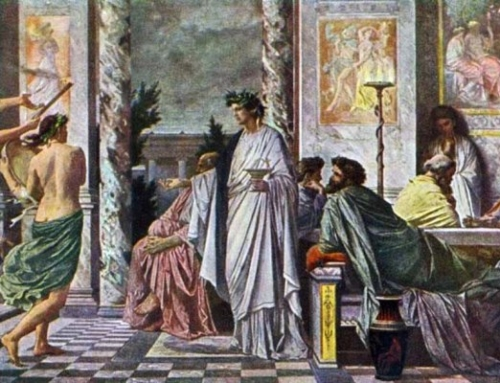 "Plato's ""Symposium"": The Drama and Trial of Eros"