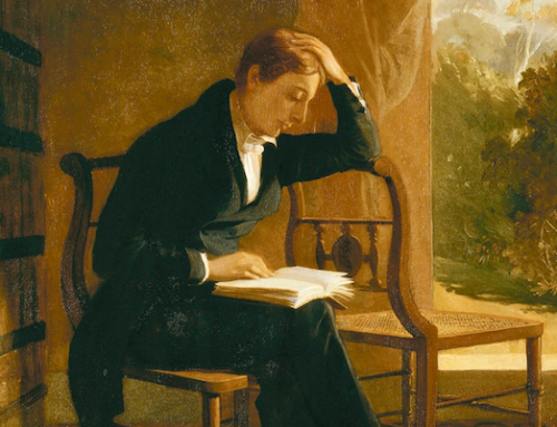 "In the Ruins of Babylon: The Poetic ""Genius"" of John Keats"