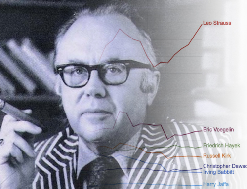 Measuring the Influence of Russell Kirk and Other Conservative Authors