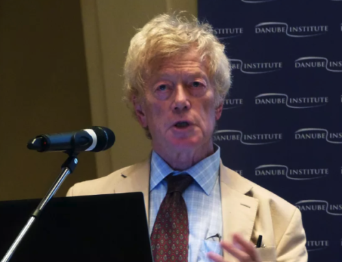 The Iconoclasm and Profanity of Roger Scruton's Sacking