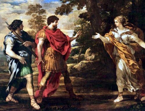 Virgil on History