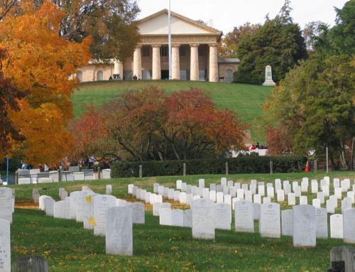Real Memorials: Patriotism not Jingoism