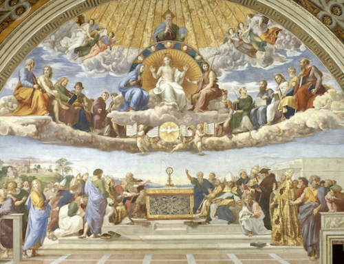 The Eucharist and the Imagination