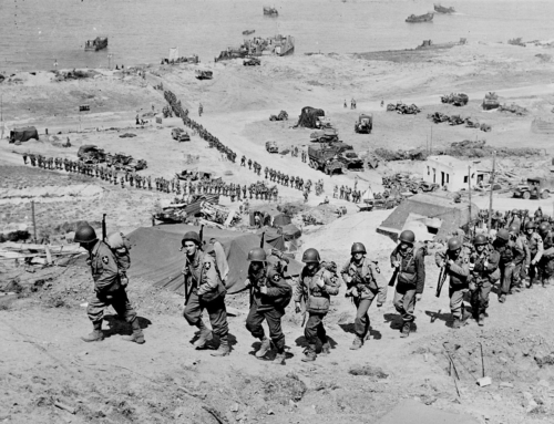 Omaha Beach: America's Finest Hour