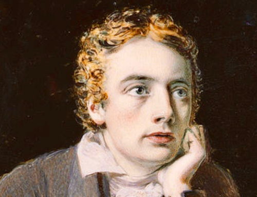 "John Keats' ""Great Odes"" & the Sublime"