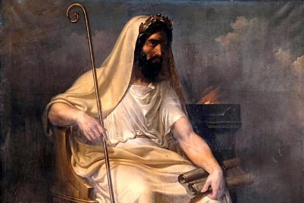 """Plutarch's """"Lives"""": A Tale of Spiritual & Moral Instruction"""
