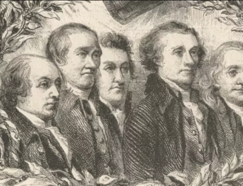The Declaration of Independence: Translucent Poetry