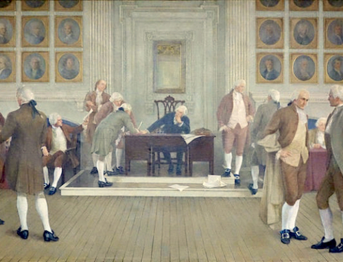 We Hold These Truths: Thoughts on the U.S. Constitution