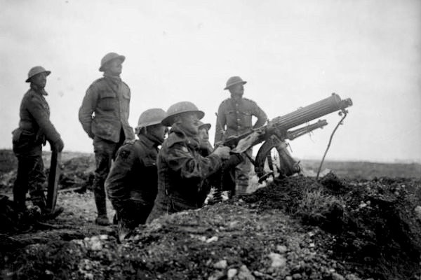 World War I and the Inklings
