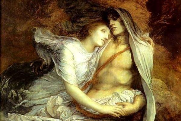 Dante on Lust